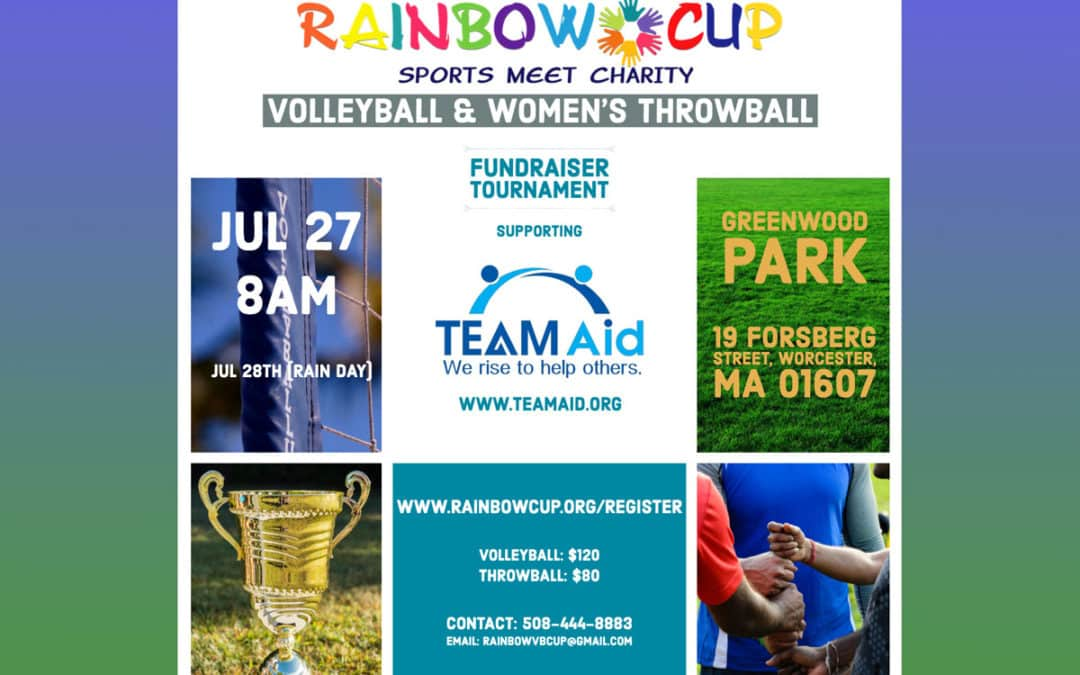 Rainbow Cup Tournament 2019