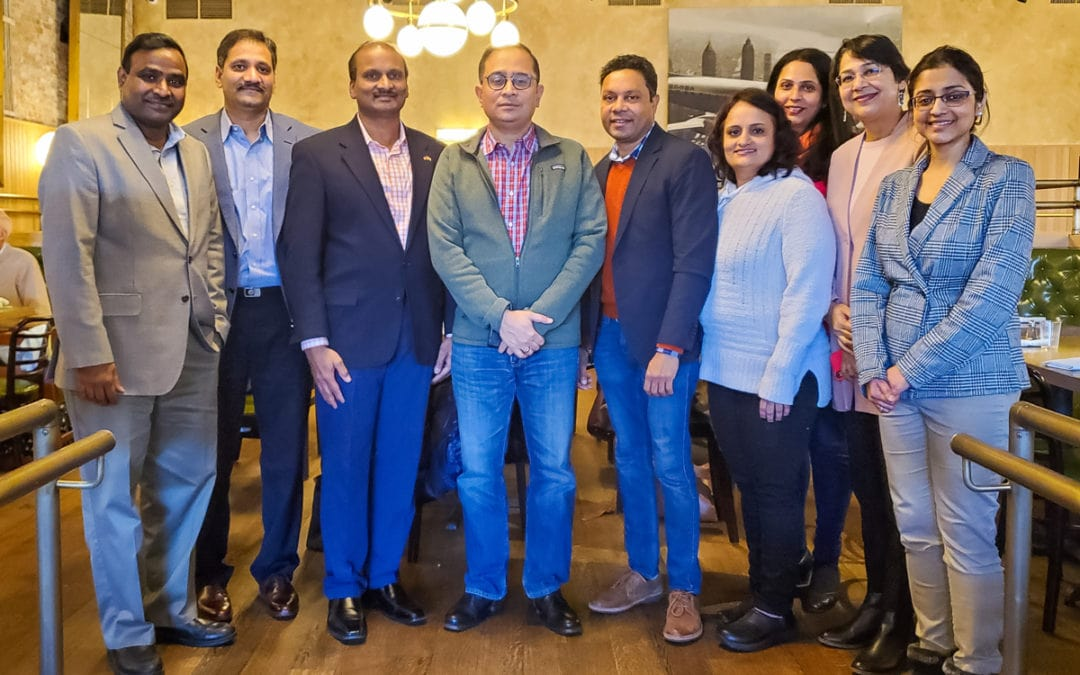 TEAM Aid – Meets The Consul General of India