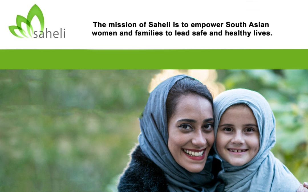TEAM Aid Partners with SAHELI to support South Asian Families