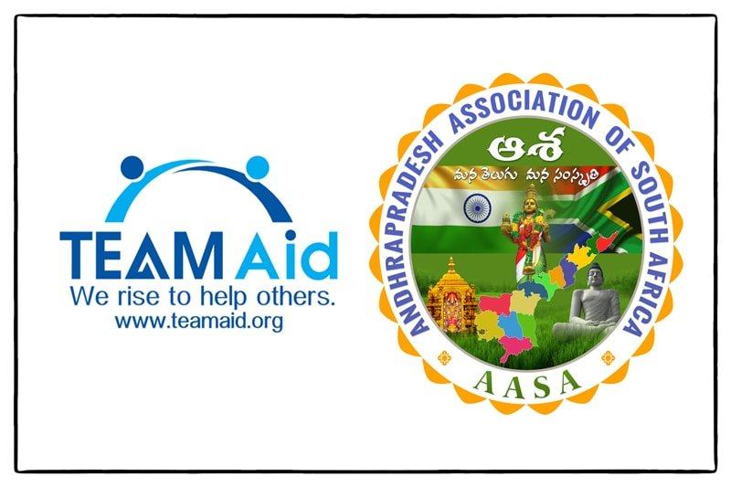 TEAM Aid Partners with AASA – Andhra Association of South Africa
